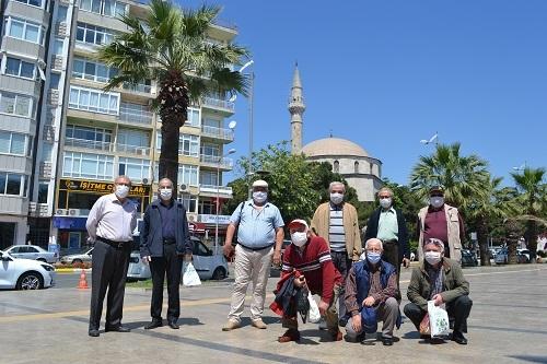 Aydın'ın sokakları yaşlılara kaldı 10