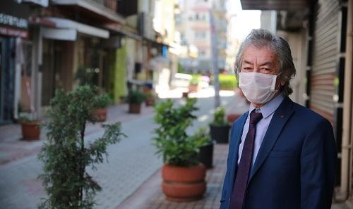 Aydın'ın sokakları yaşlılara kaldı 14