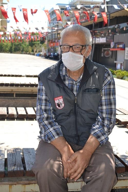 Aydın'ın sokakları yaşlılara kaldı 4