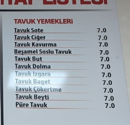 Aydın'da uygun fiyata lezzetli yemeğin adresi: Güldeste Lokantası 11