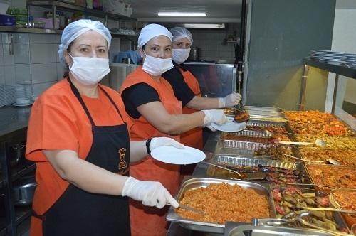 Aydın'da uygun fiyata lezzetli yemeğin adresi: Güldeste Lokantası 6