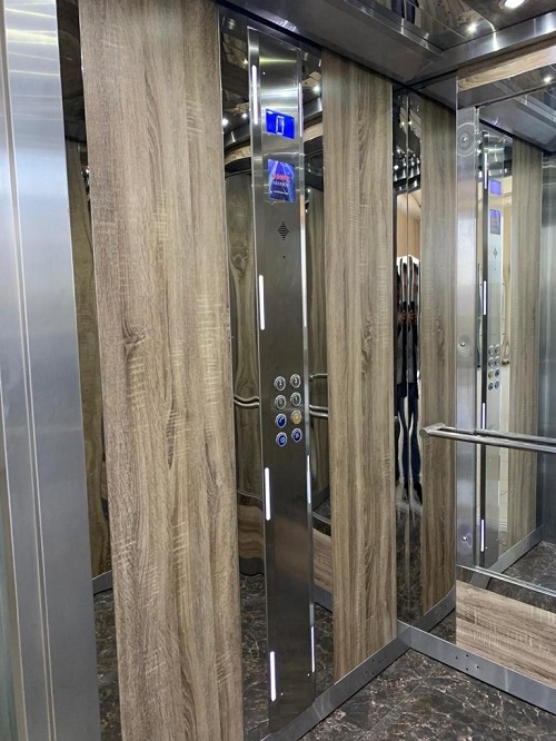 Aydın'ın öncü firmalarından Teknolife Asansör yeni yerine taşında 2