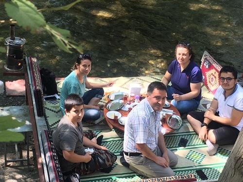 Belinaytour'dan sağlık çalışanlarına jest 5