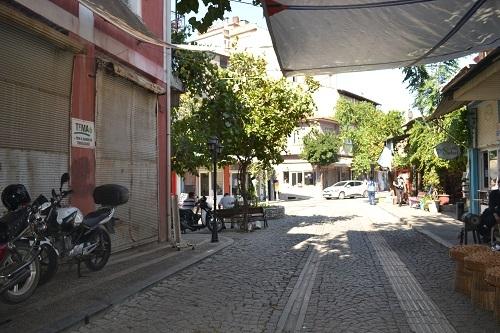 Yunan işgaline direnen sokak: Farabi Sokak 10