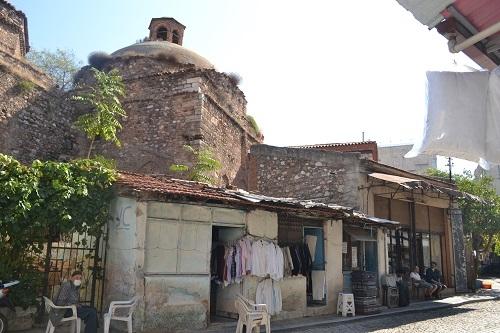 Yunan işgaline direnen sokak: Farabi Sokak 2
