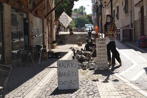 Yunan işgaline direnen sokak: Farabi Sokak 4