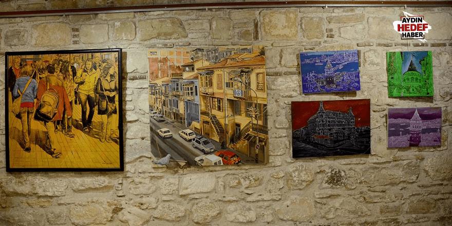 Sanat ve sanatçı dostu kent 'Kuşadası'