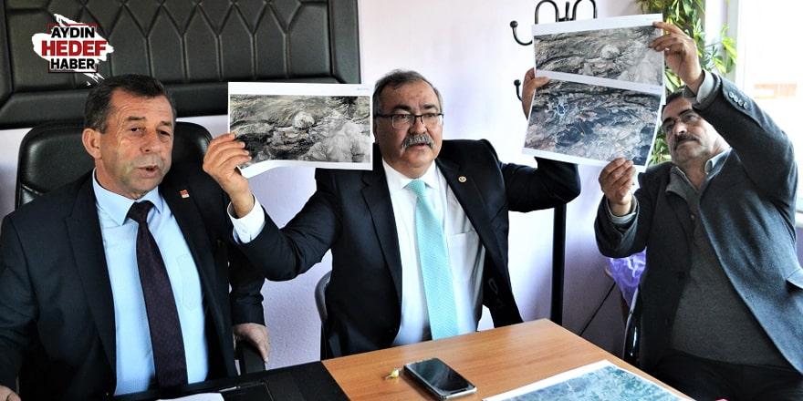 """Bülbül, """"Ataköy göletini biz bitireceğiz"""""""