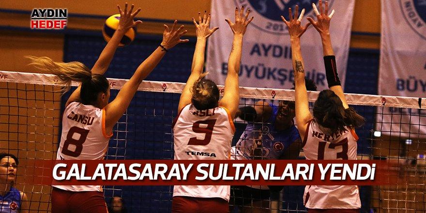 Galatasaray sultanları yendi