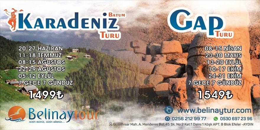 Belinay Tour