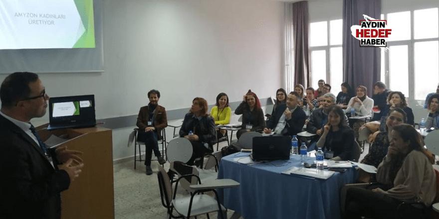 ADÜ'de Proje Eğitim Çalıştayı devam ediyor