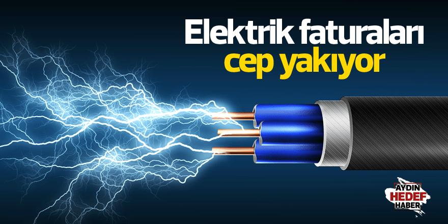 Elektrik faturaları uçtu