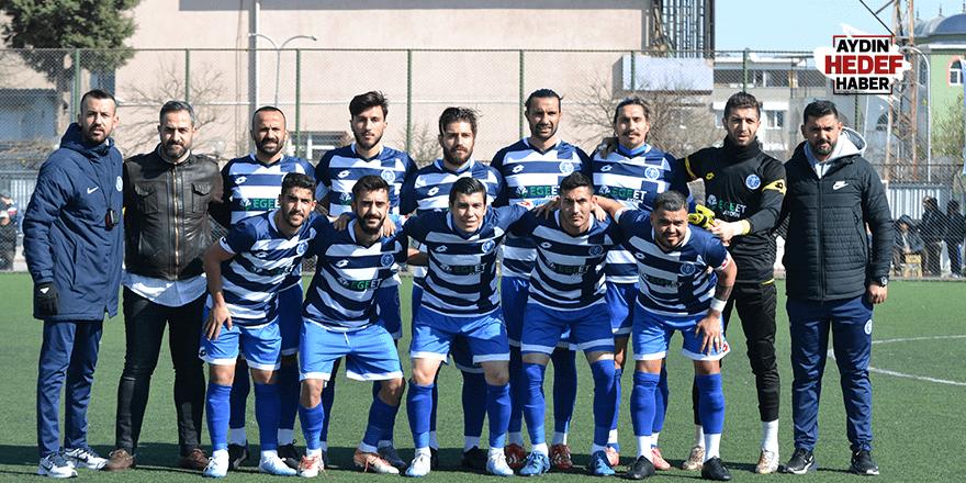 Büyükşehir 4 golle kazandı