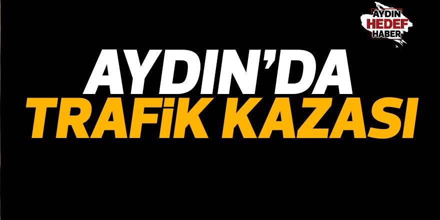 Aydın'da  kaza:1 ölü