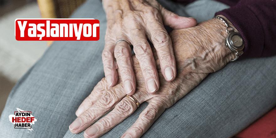 Türkiye yaşlanıyor