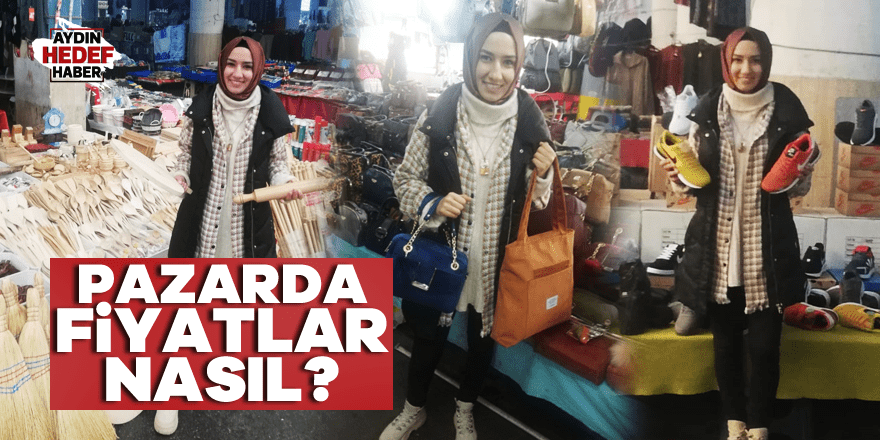 Ayşe'yle çarşı pazar