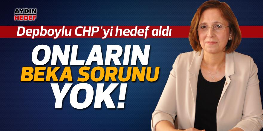 Depboylu CHP'yi hedef aldı