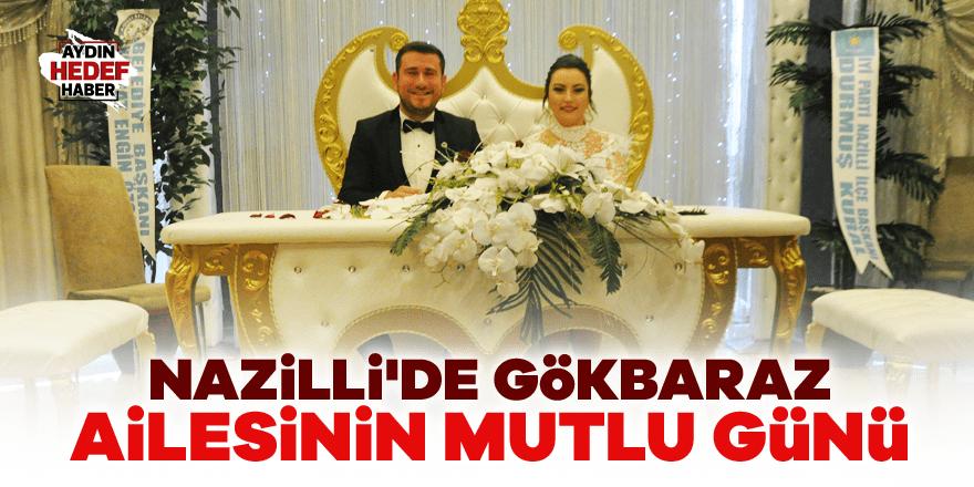 Nazilli'de Gökbaraz ailesinin mutlu günü