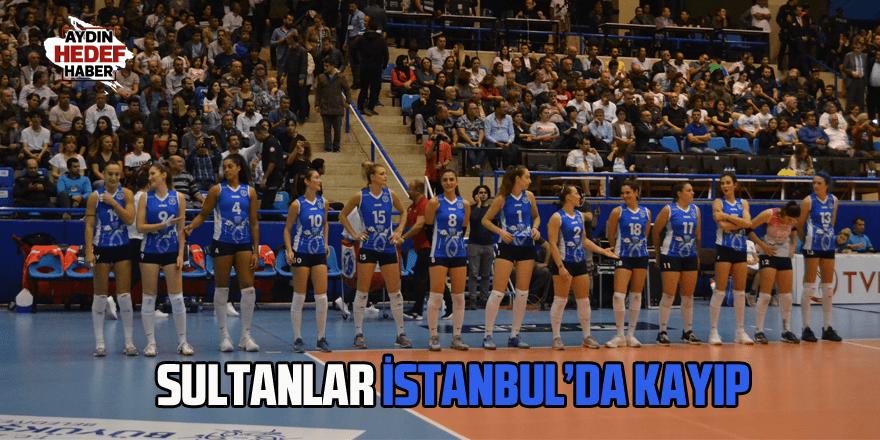 Sultanlar İstanbul'da kayıp
