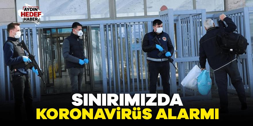 Türkiye'de koronavirüs alarmı