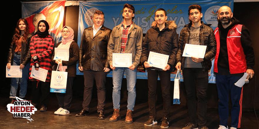 Aydın'da kültür ve sanat yarışması