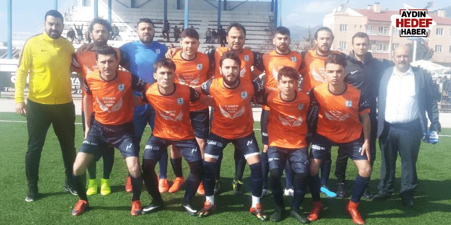 Buharkent Turkuazspor ilk maçında 3 puanı kaptı