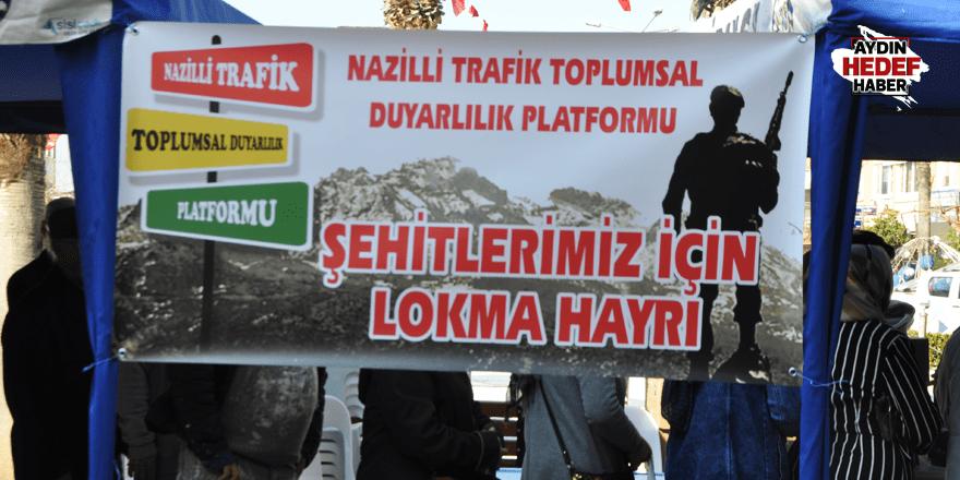 Platform İdlib şehitlerimizi andı