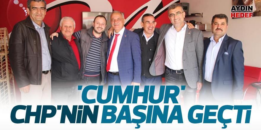 'Cumhur' CHP'nin başına geçti