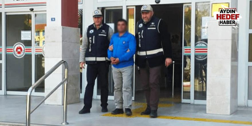 Cezaevi firarisi Nazilli'de yakalandı