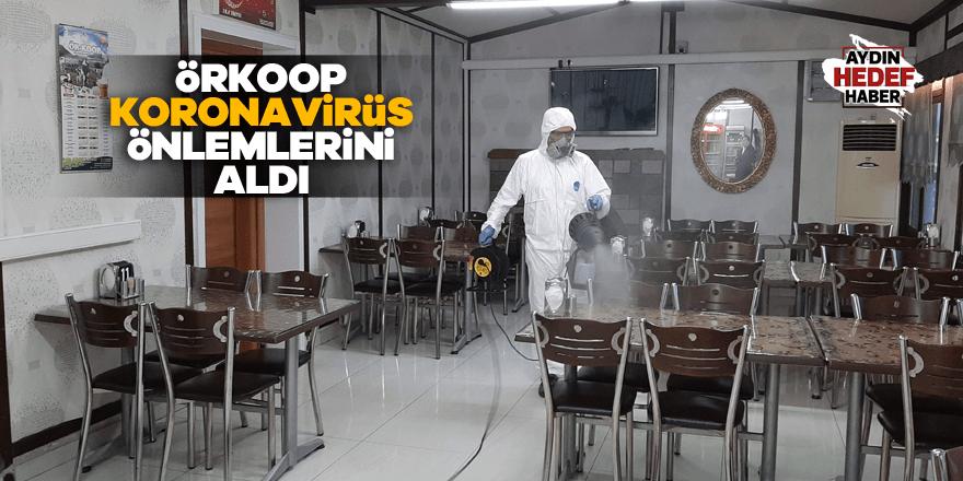 ÖRKOOP koronavirüs önlemlerini aldı
