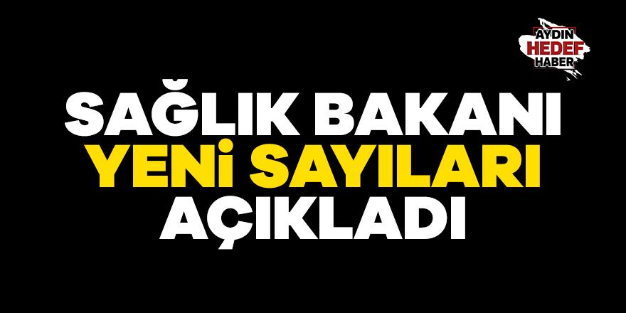 Türkiye'de yeni koronavirüs sayıları açıklandı
