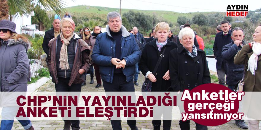 """Akdoğan """"Anketler gerçeği yansıtmıyor"""""""
