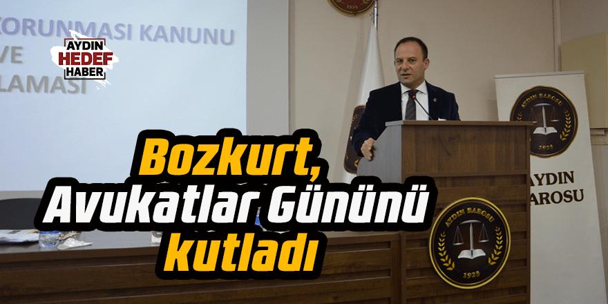 Bozkurt, Avukatlar Gününü kutladı