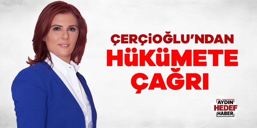 """Çerçioğlu: """"Birlikte çalışmamız lazım"""""""