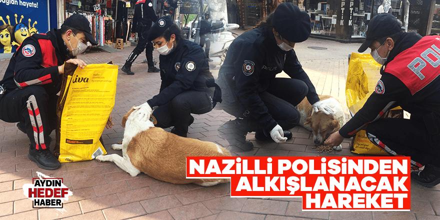 Nazilli polisinden yüzleri güldüren haber