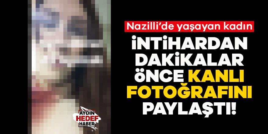 Nazilli'de intihar olayını sır perdesi