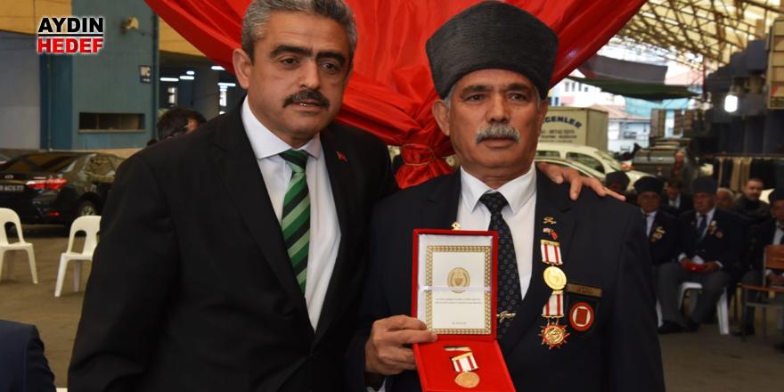 Gaziler madalyalarına 45 yıl sonra kavuştu