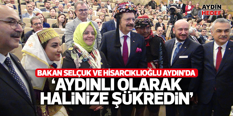 """Hisarcıklıoğlu, """"Aydınlı olarak halinize şükredin"""""""