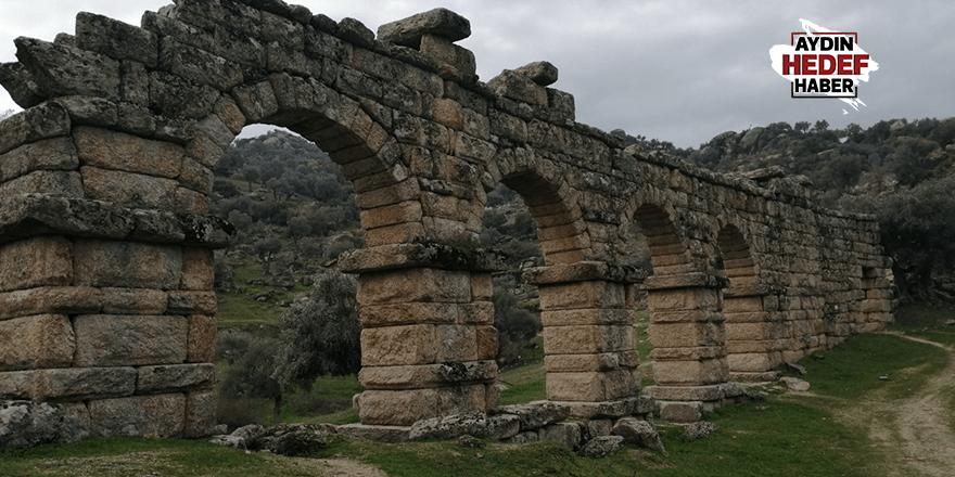 Aydın'daki antik kentlerle ilgili araştırma başlıyor