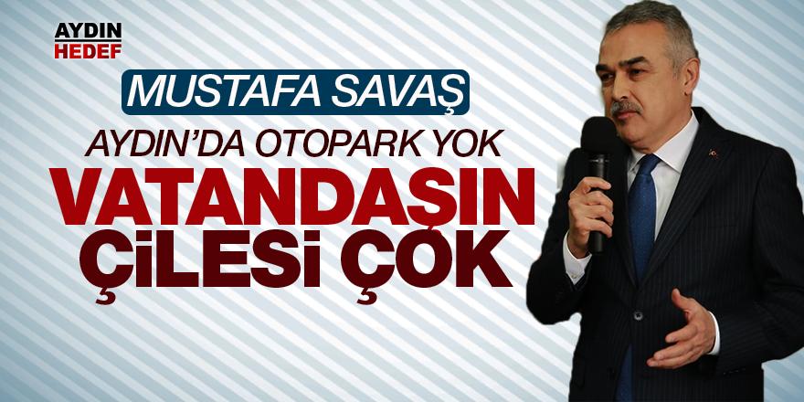 Aydın'da otopark yok, vatandaşın çilesi çok
