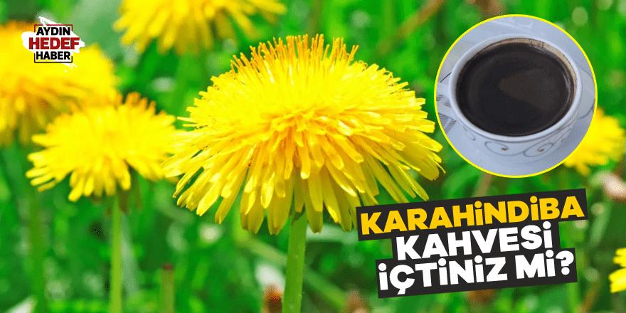 Türk kahvesine alternatif hindiba kahvesi