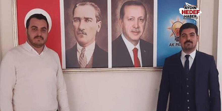 AK Parti Efeler'de başkan değişti
