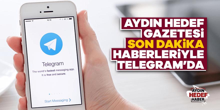 Aydın Hedef Gazetesi Telegram'da