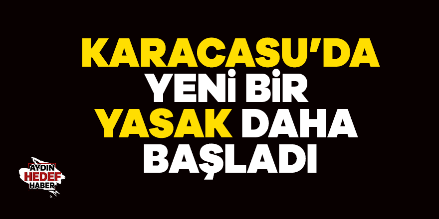 Karacasu'da aşırı sıcaklarda klima yasaklandı