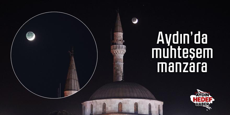 Aydın'da muhteşem manzara