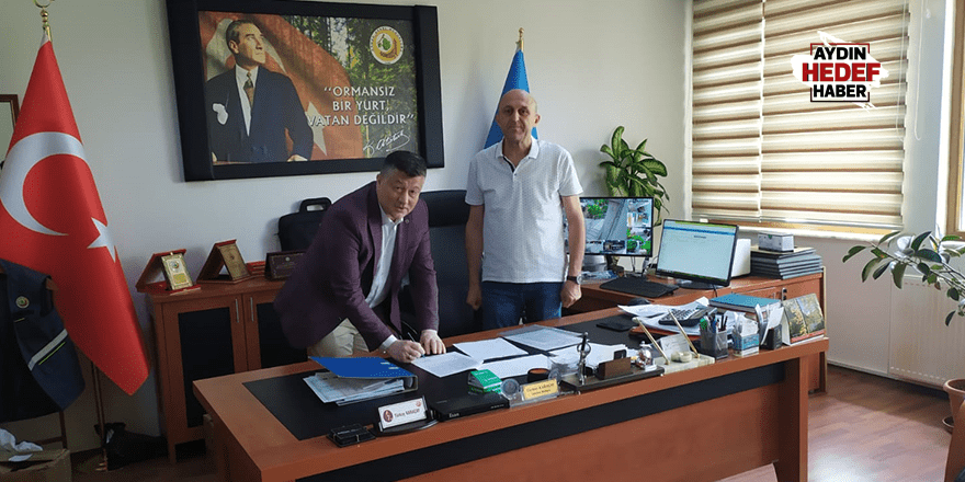 Motorsporları tesisi için protokol imzalandı
