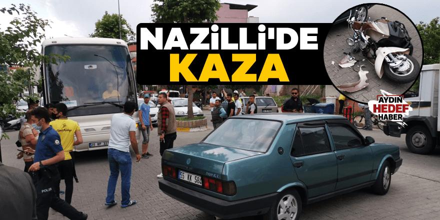 Nazilli'de kaza