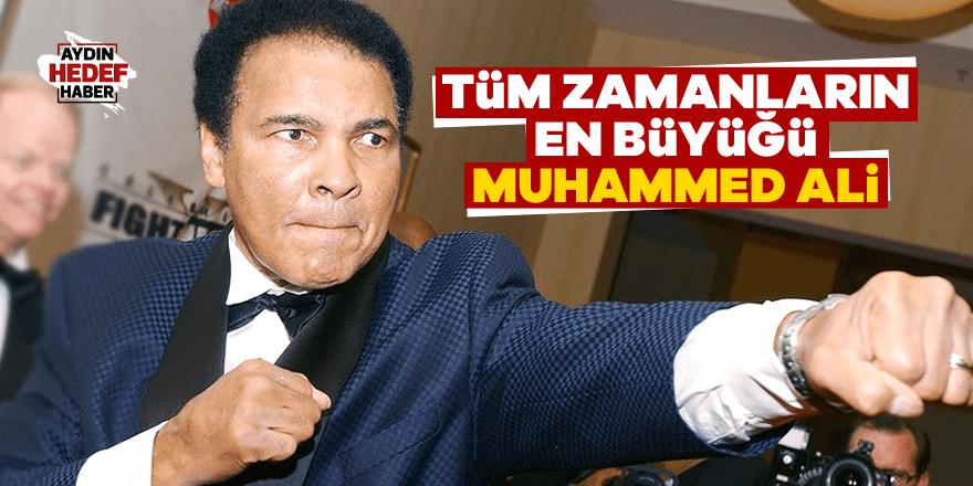 Tüm zamanların en büyüğü: Muhammed Ali
