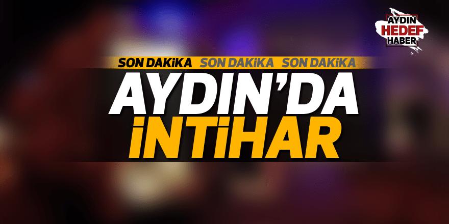 Aydın'da yaşlı kadın intihar etti