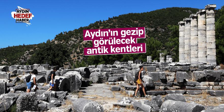 Aydın'ın antik kentleri